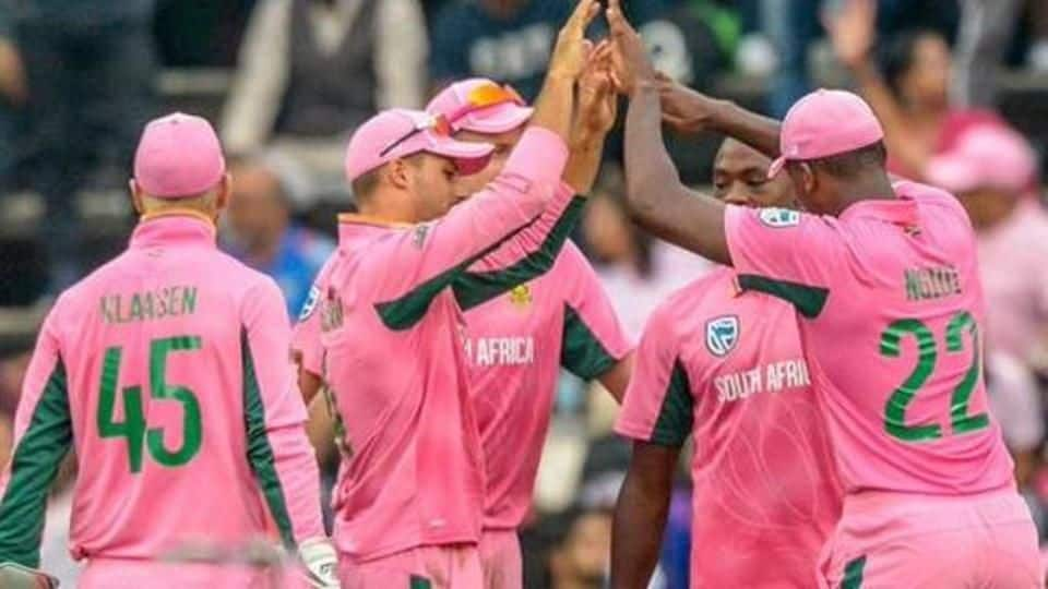 Here are the talking points from Johannesburg 'Pink ODI'