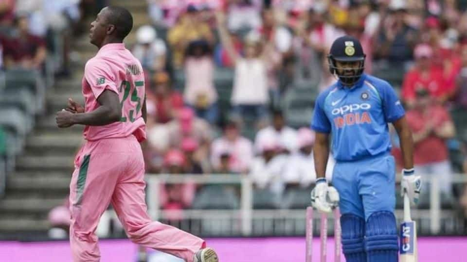 Rohit will continue to struggle in SA, says Kepler Wessels
