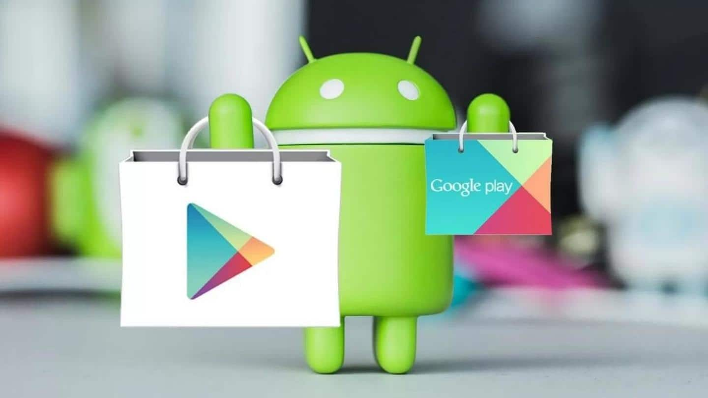 Apps violating rules will be kicked off Google Play