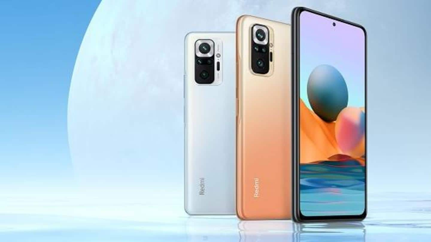 Redmi Note 10 series' owners report display issues