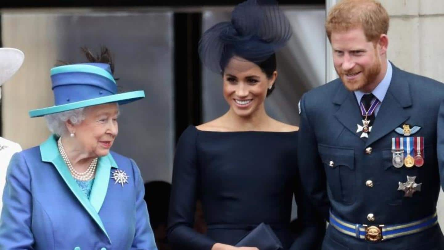 The Queen has vowed to look into racism claims