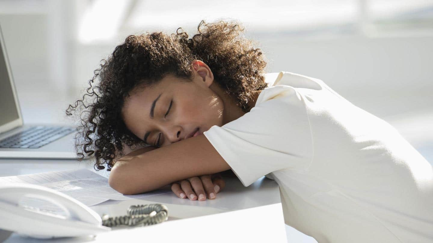 Power naps: Reasons why your siesta is good for you