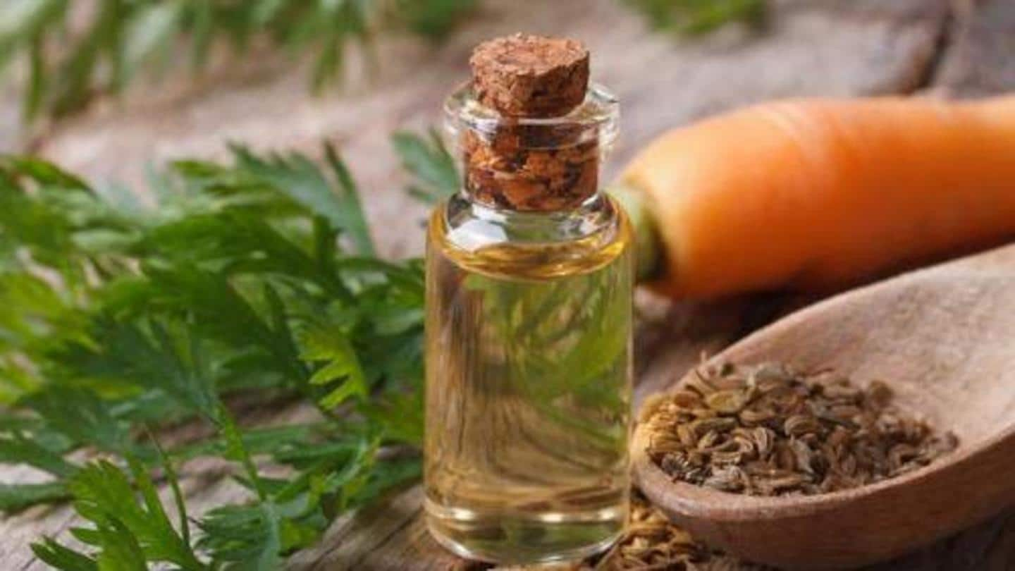 Carrot seed oil: The health benefits of this essential oil