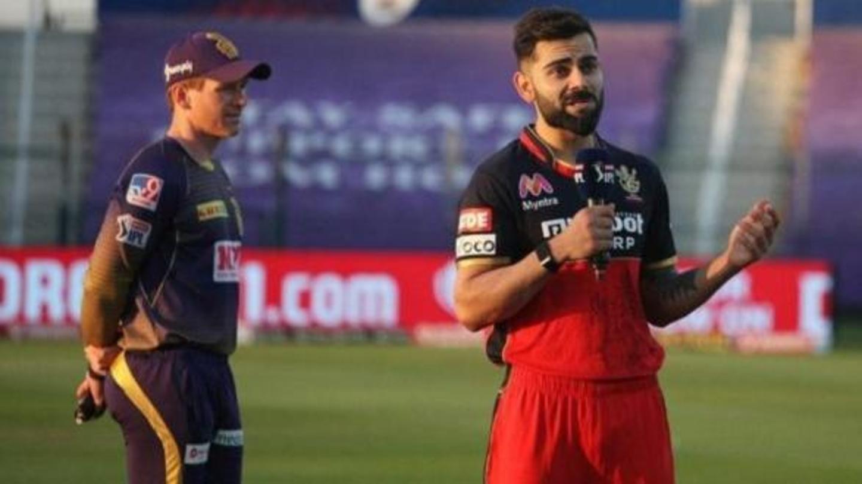 IPL 2021, RCB vs KKR: Virat Kohli elects to bat