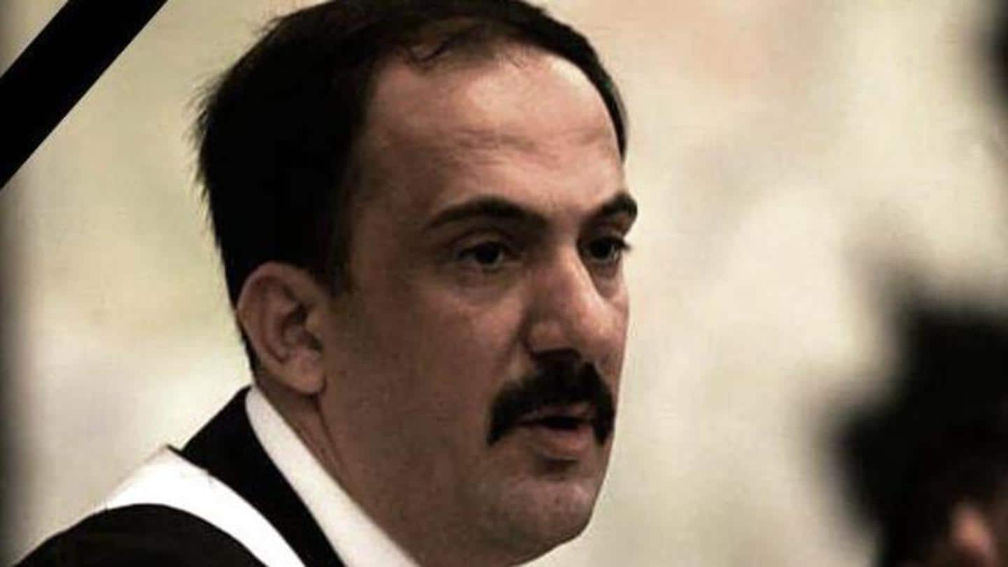 Iraq judge who presided over Saddam's trial dies of COVID-19