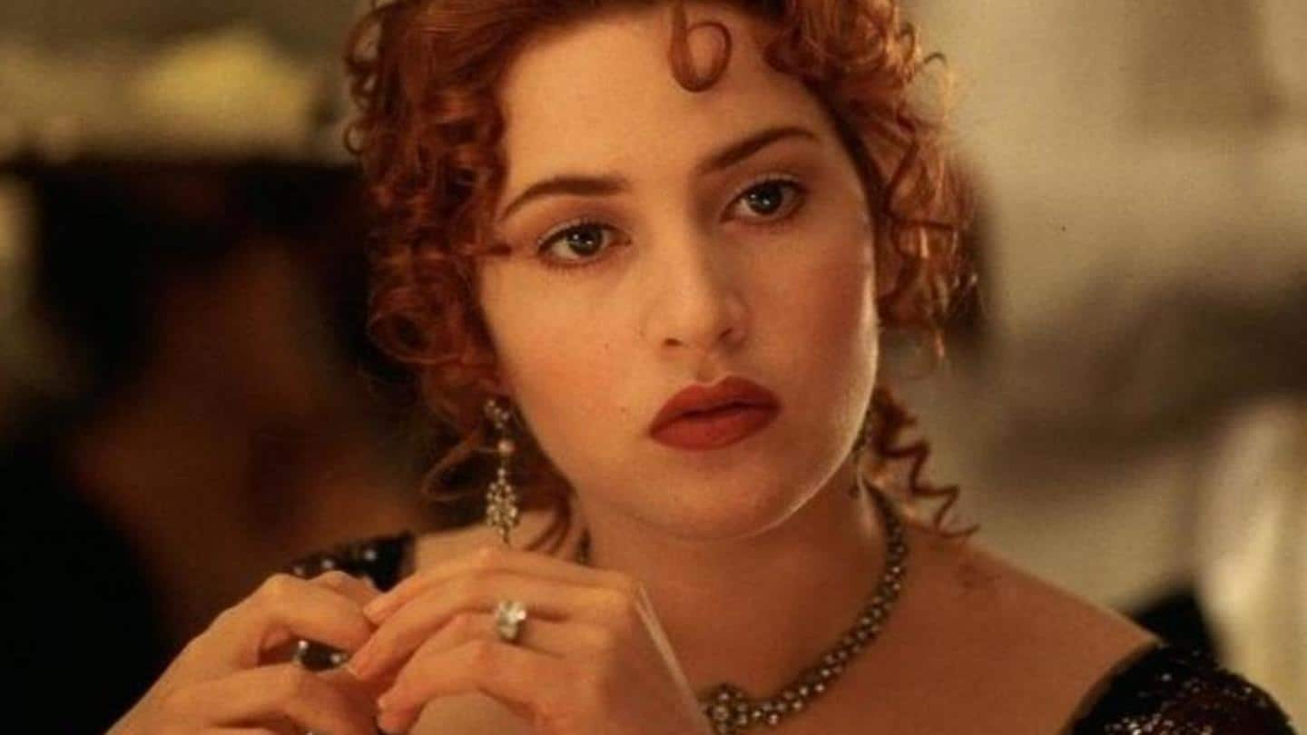 Journalists would comment on how much Winslet weighed