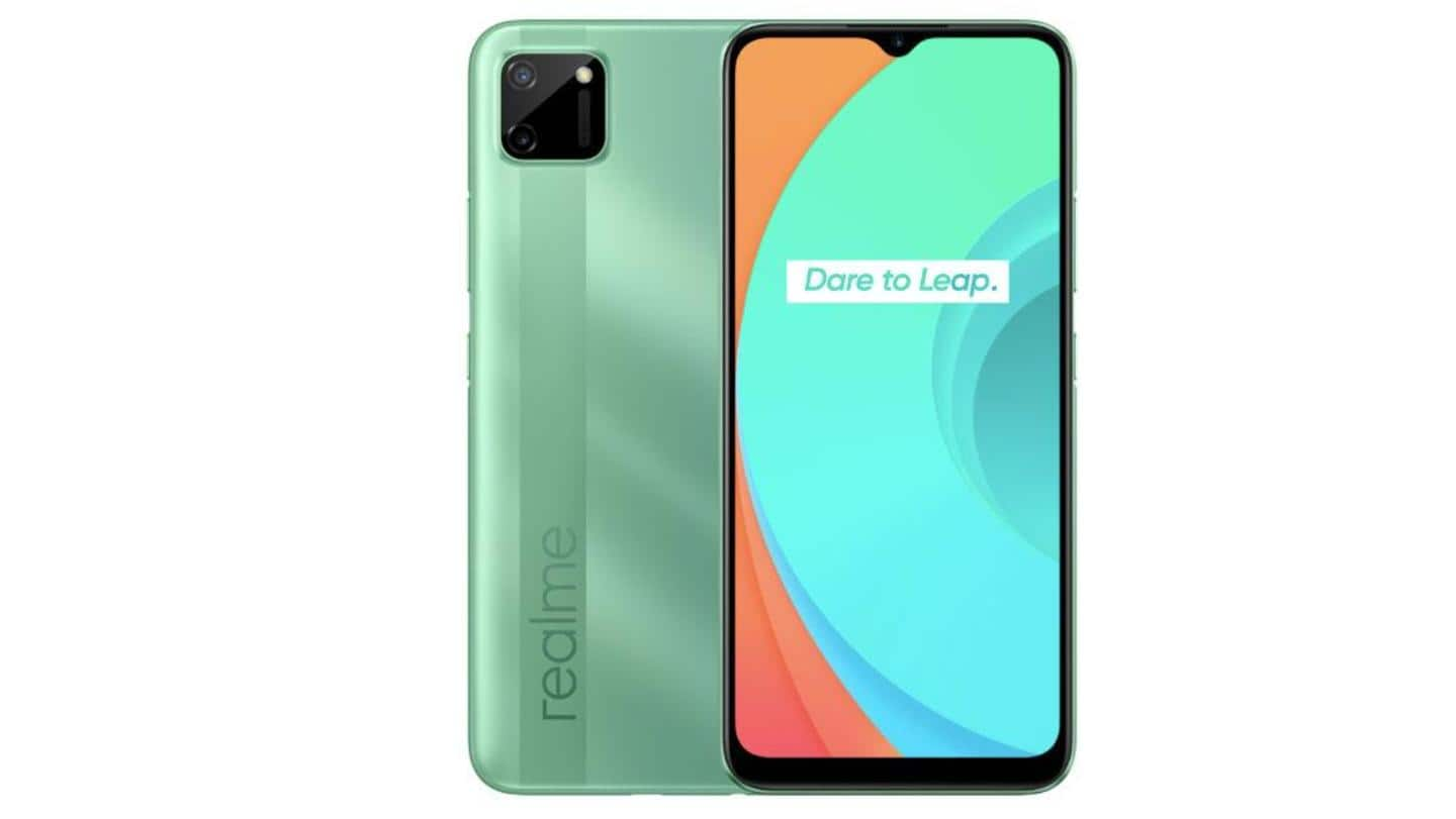 Realme C21, with 5,000mAh battery, to debut on March 5
