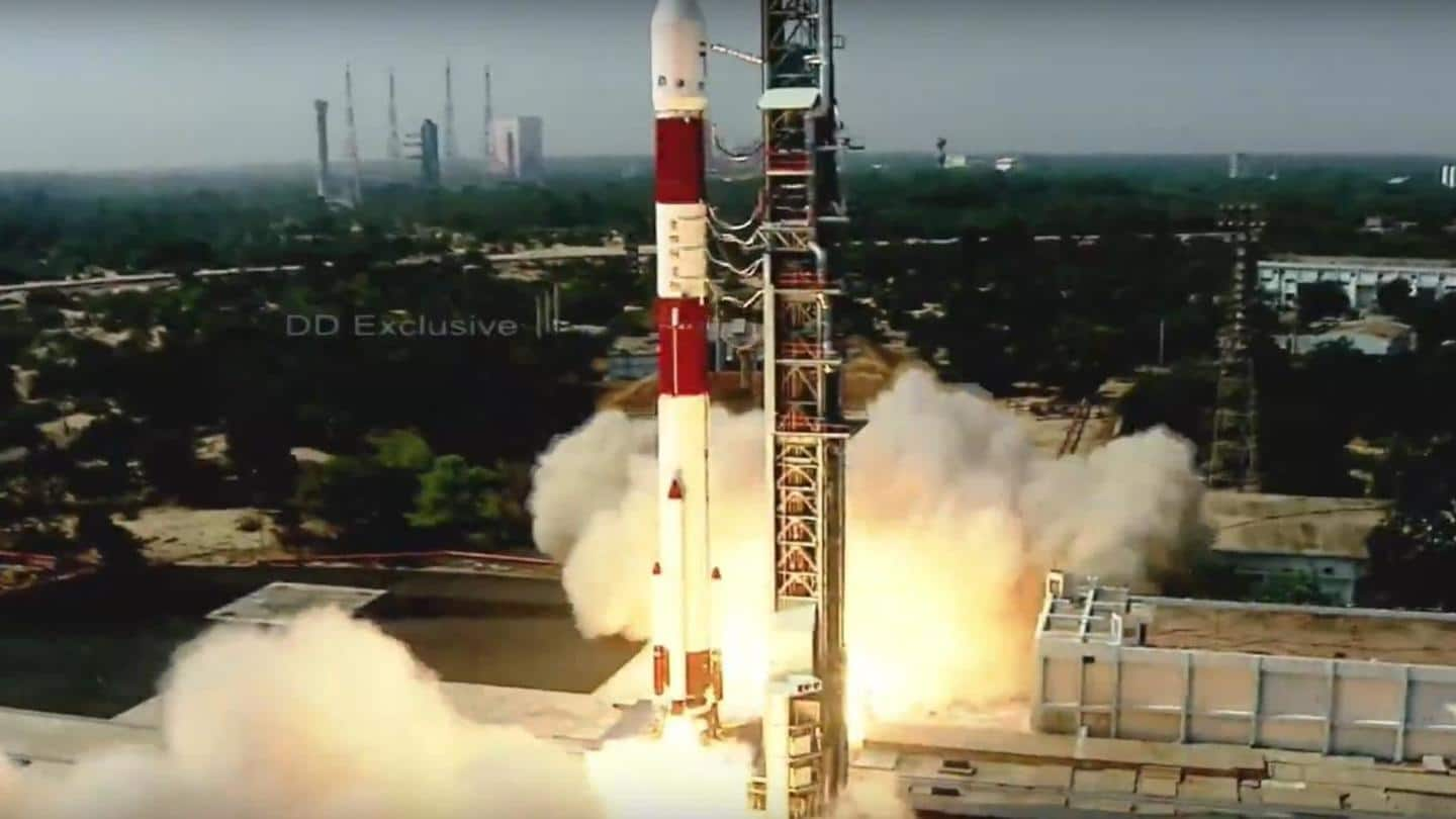 ISRO launches Brazil's Amazonia-1, 18 satellites; first launch of 2021