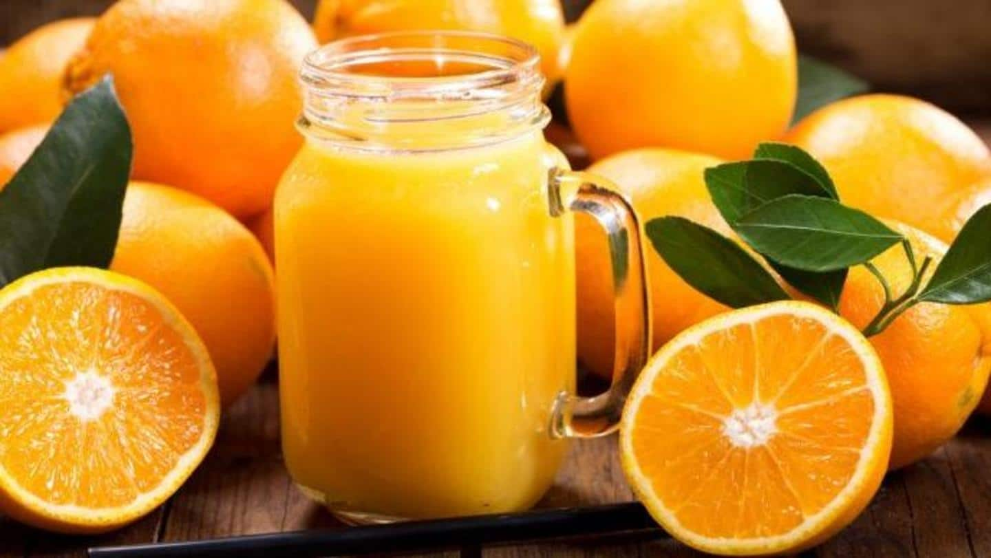 #HealthBytes: Don't like orange juice? You're missing these benefits