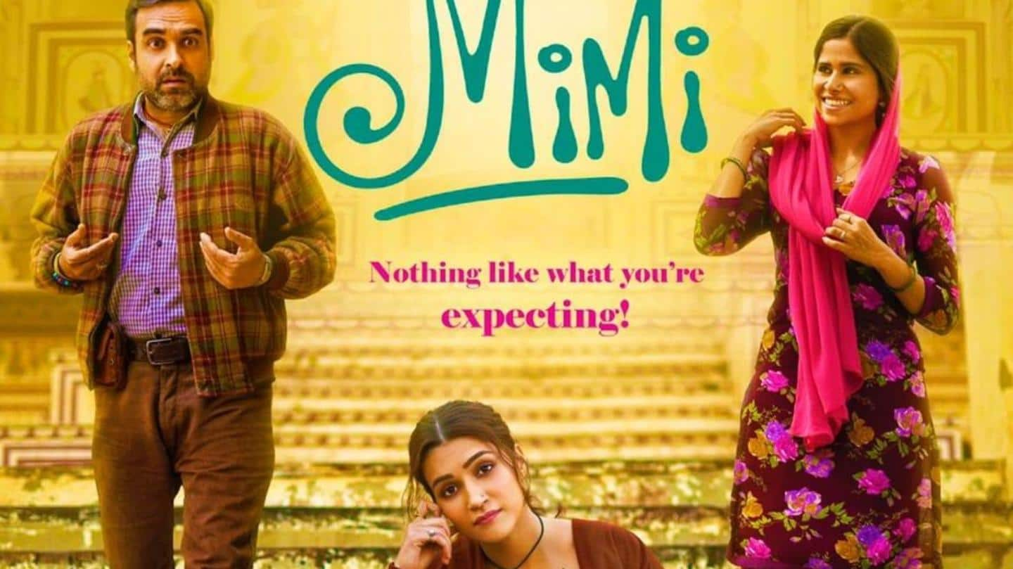 'Mimi' is a highly anticipated movie of this month