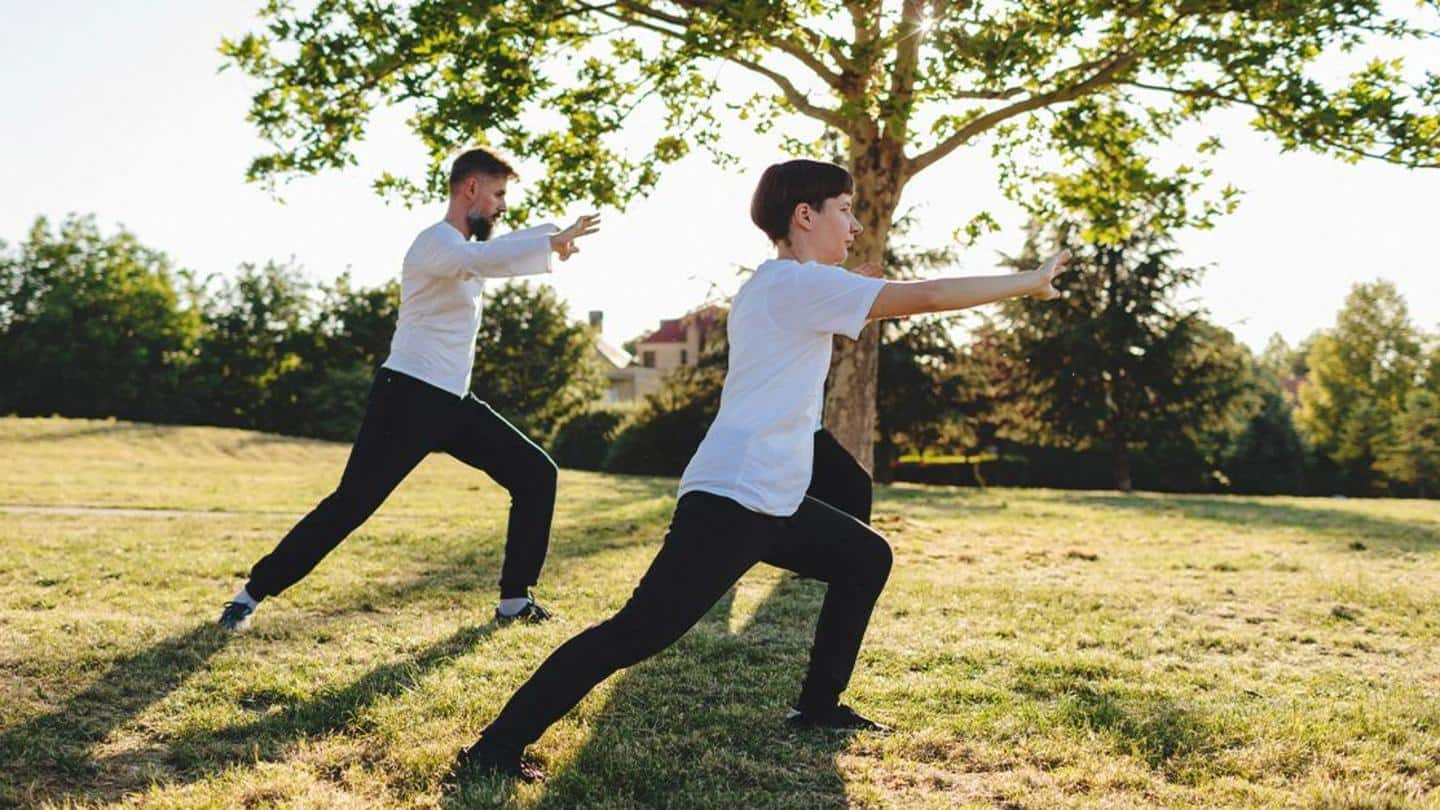 #HealthBytes: The many health benefits of tai chi workouts