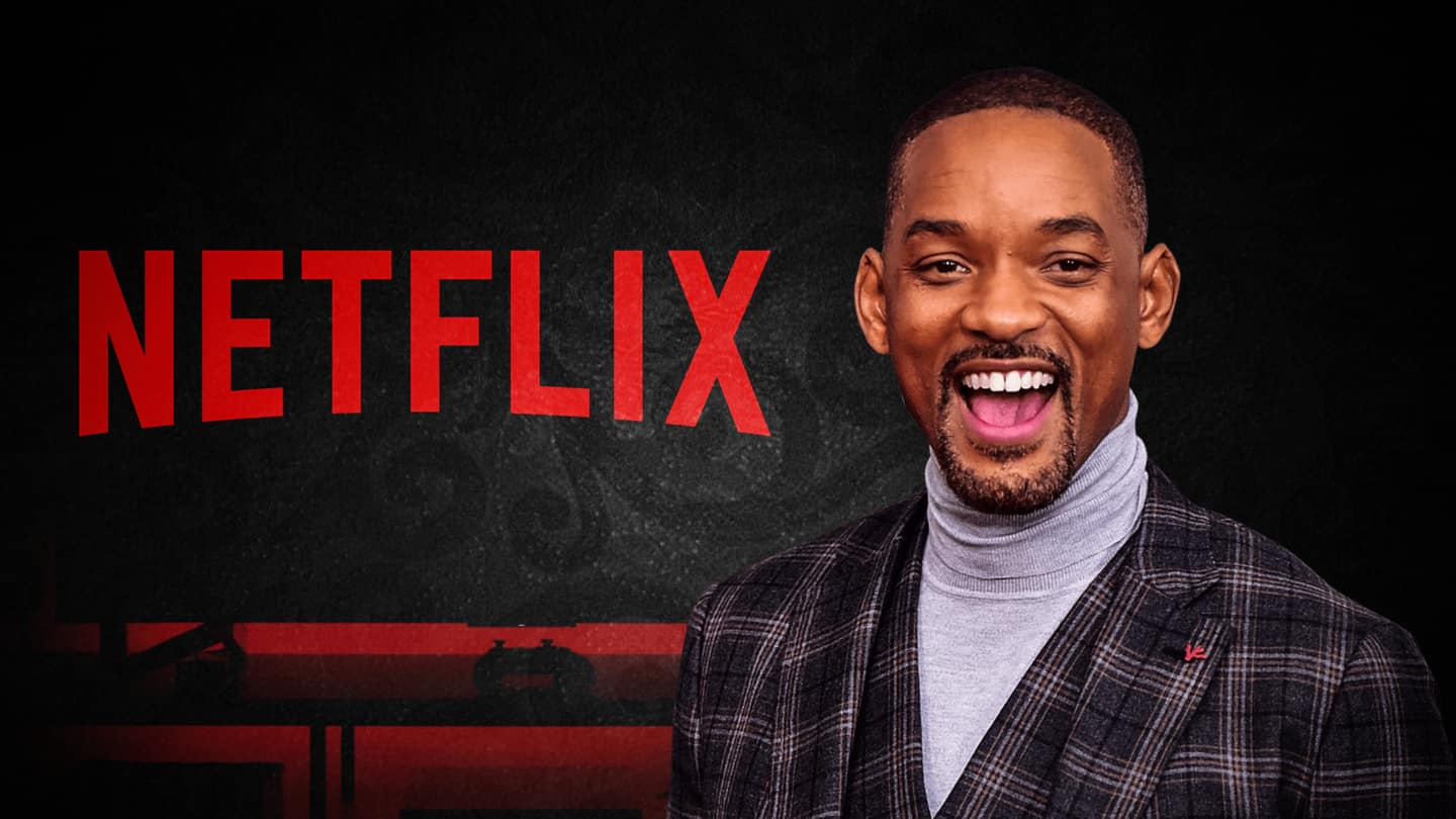 Will Smith to host 'his first-ever' Netflix variety comedy special
