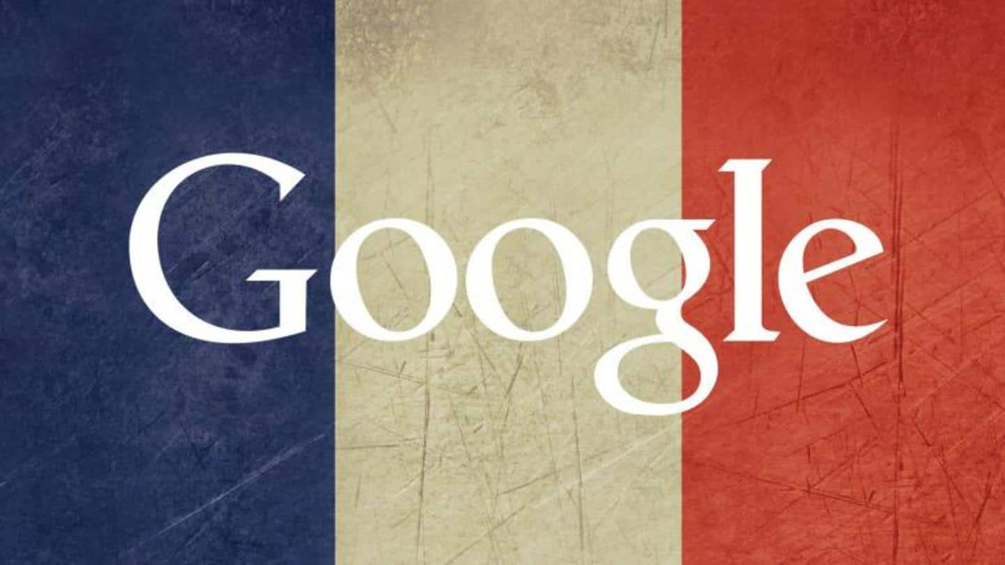Google had signed similar news revenue sharing deal in France
