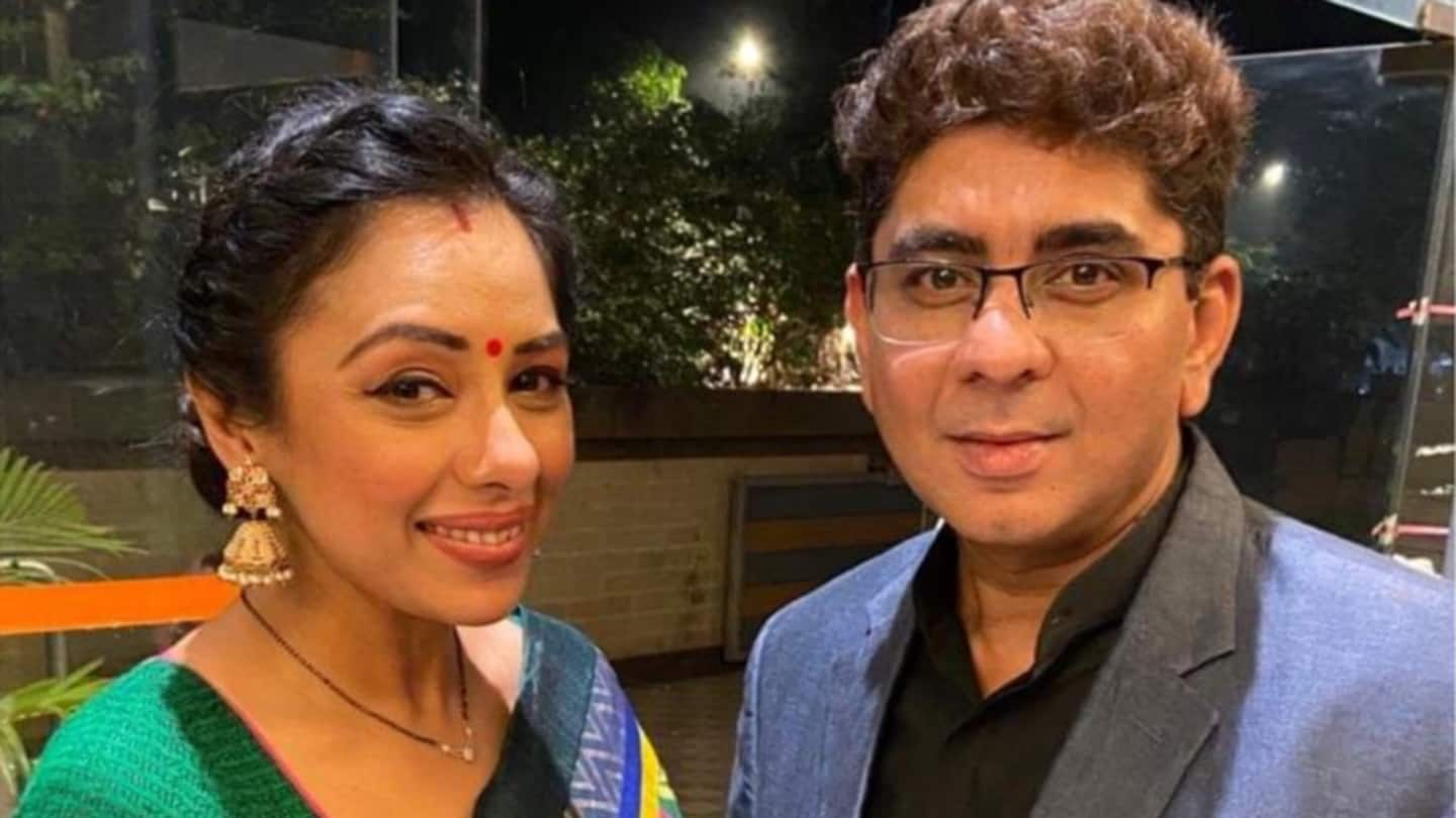 'Anupamaa' lead Rupali Ganguly also infected