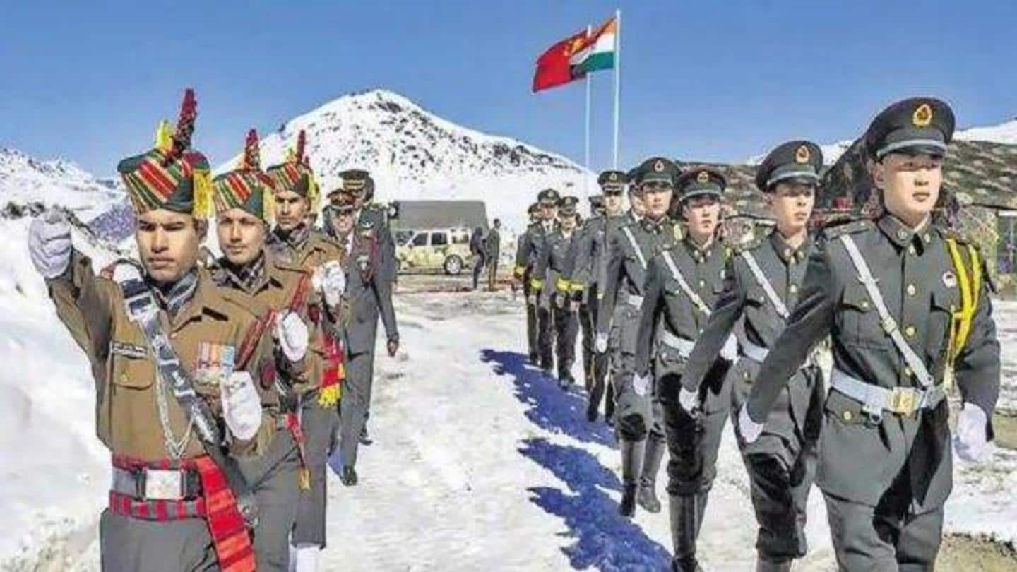 Both countries agreed to disengage troops in Eastern Ladakh