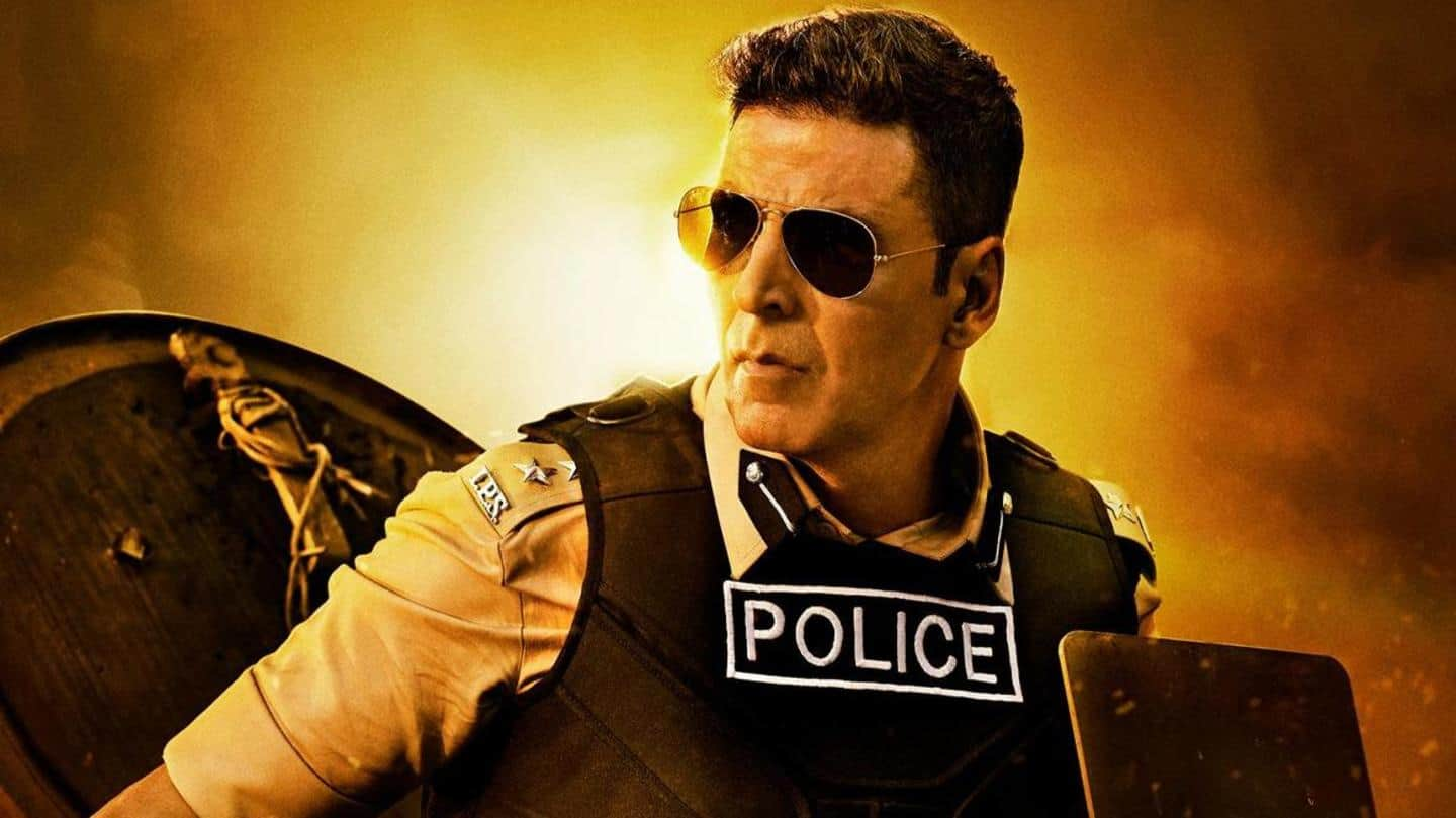 For now, Akshay has several films lined up for release