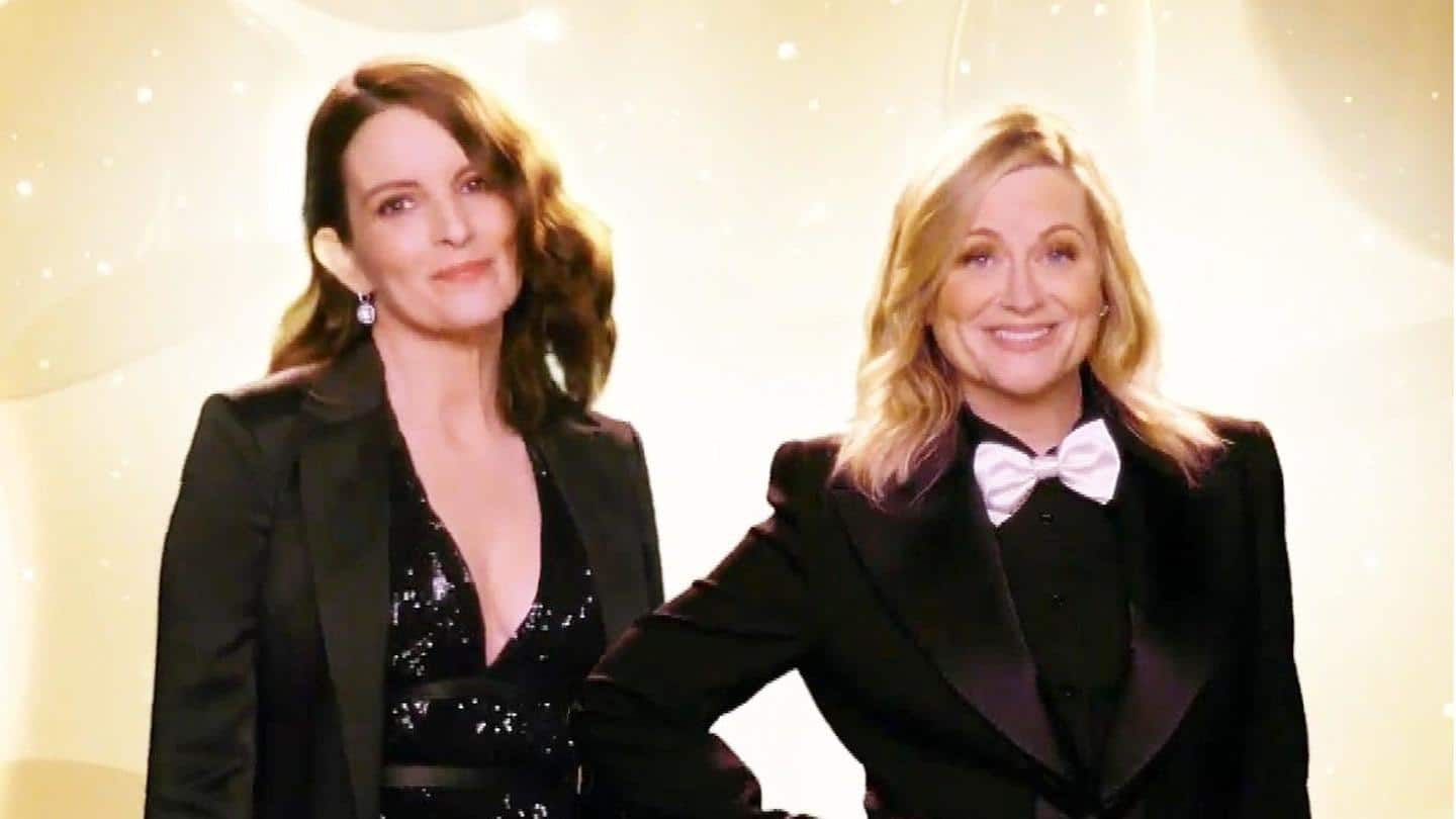 Tina Fey and Amy Poehler hosted the event