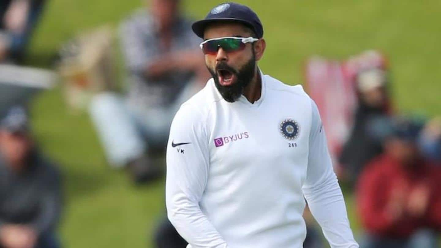 'We don't crib about pitches', Kohli makes a bold statement