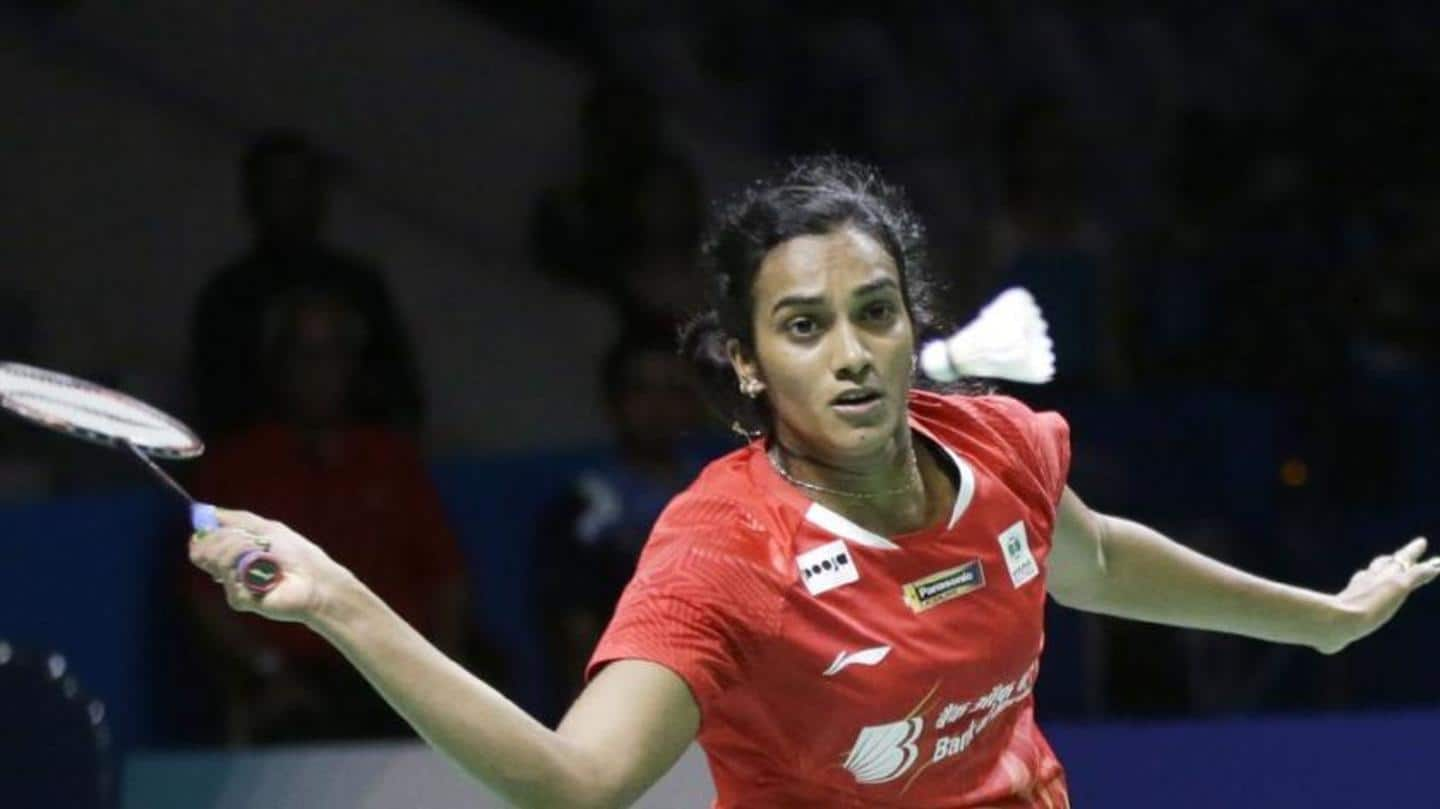 Sindhu could face number one seed Marin in the semis