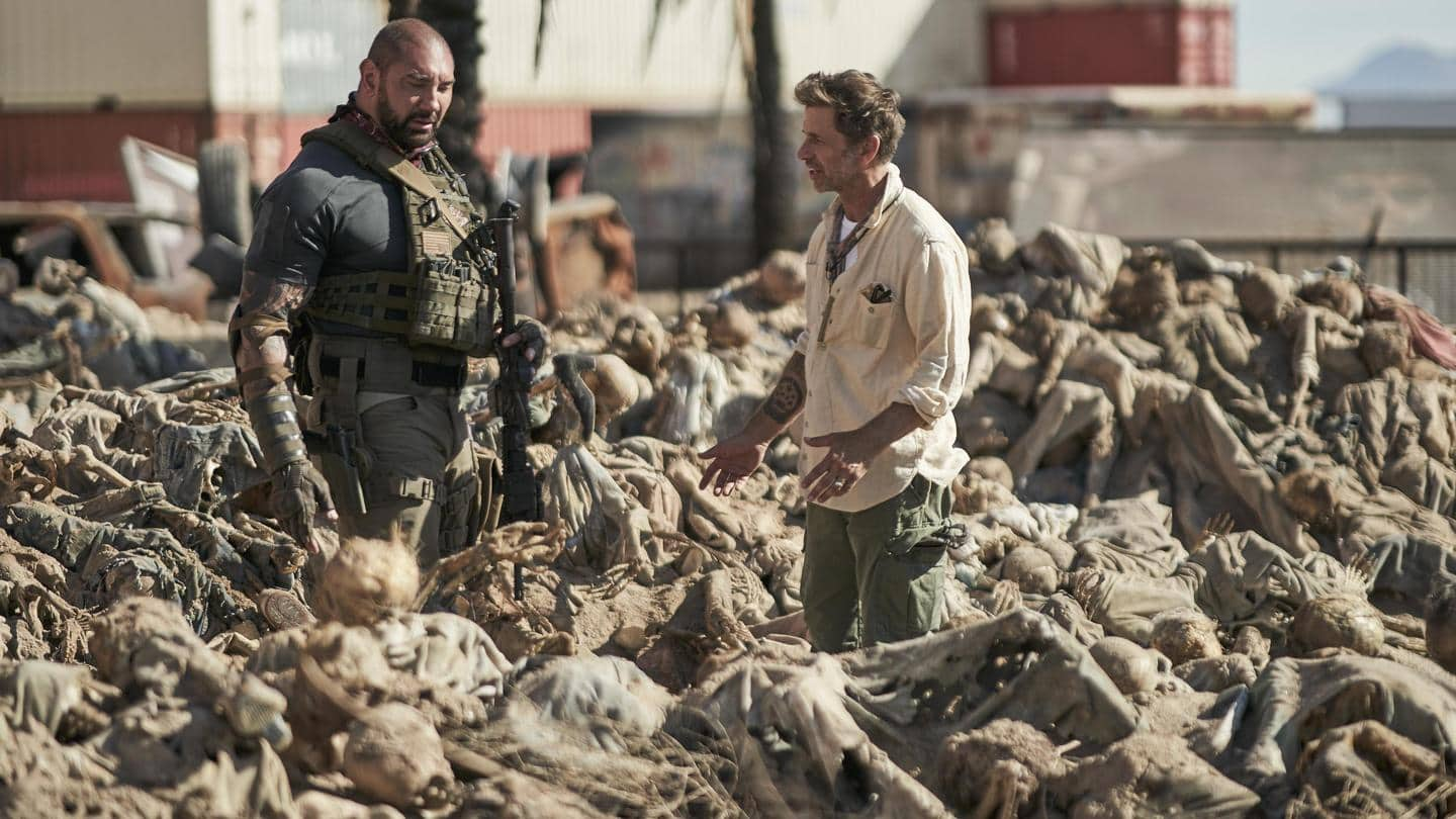 'Army of the Dead' 15-minute review: A true cinematic masterpiece