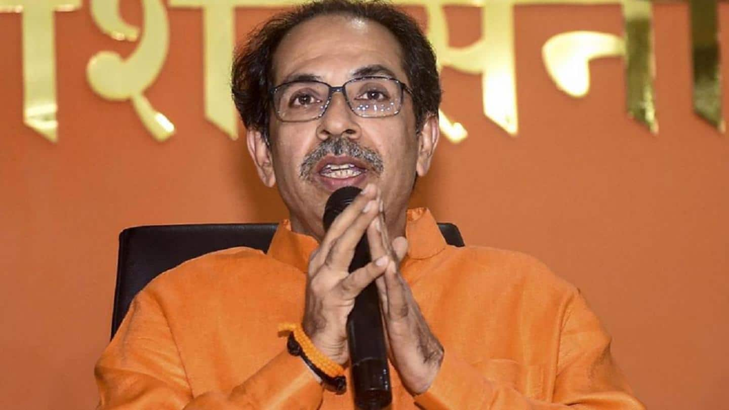 Sena alleges collusion between BJP and some Maharashtra officials