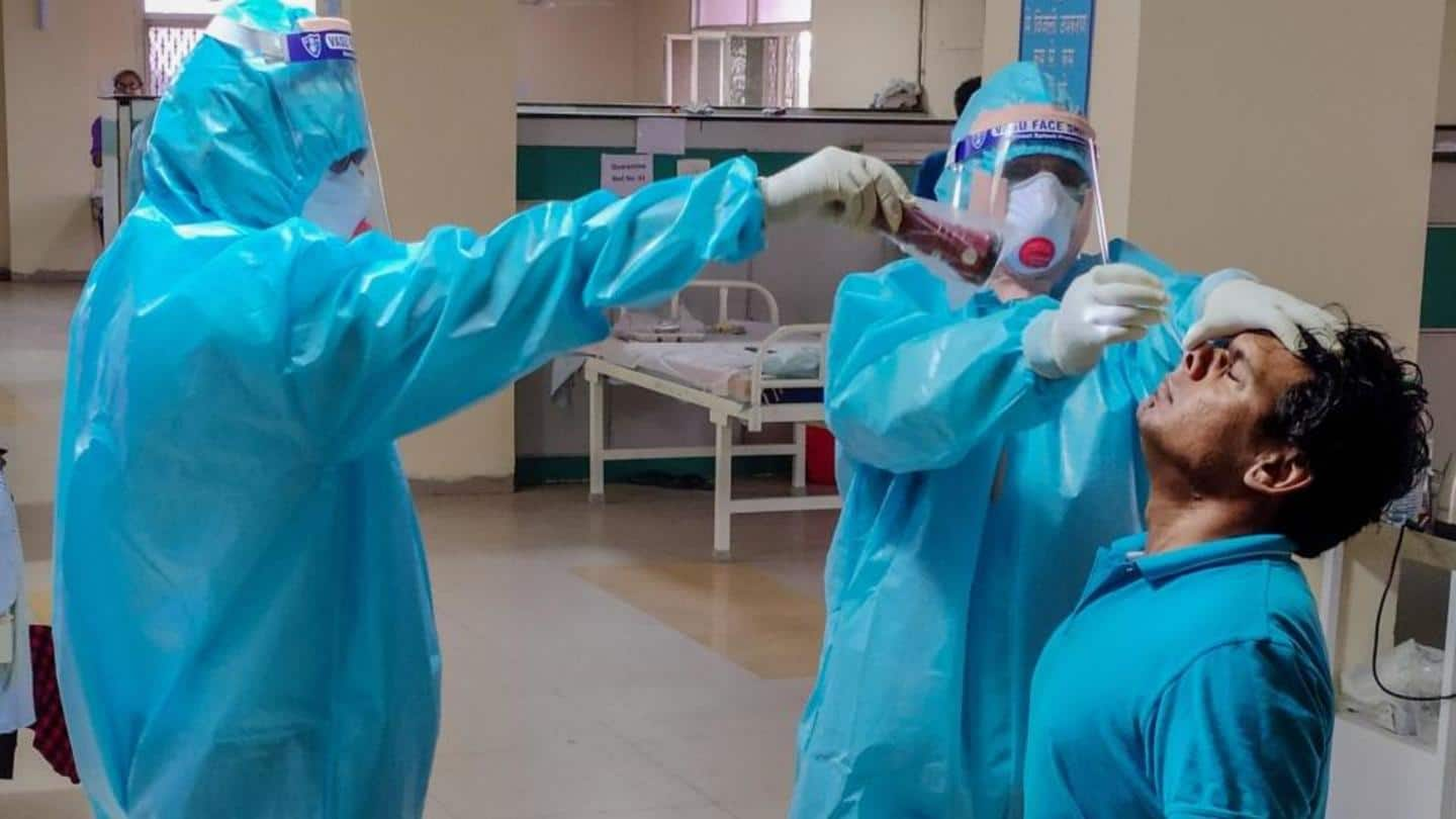 Delhi witnessed three major waves of COVID-19 pandemic in 2020