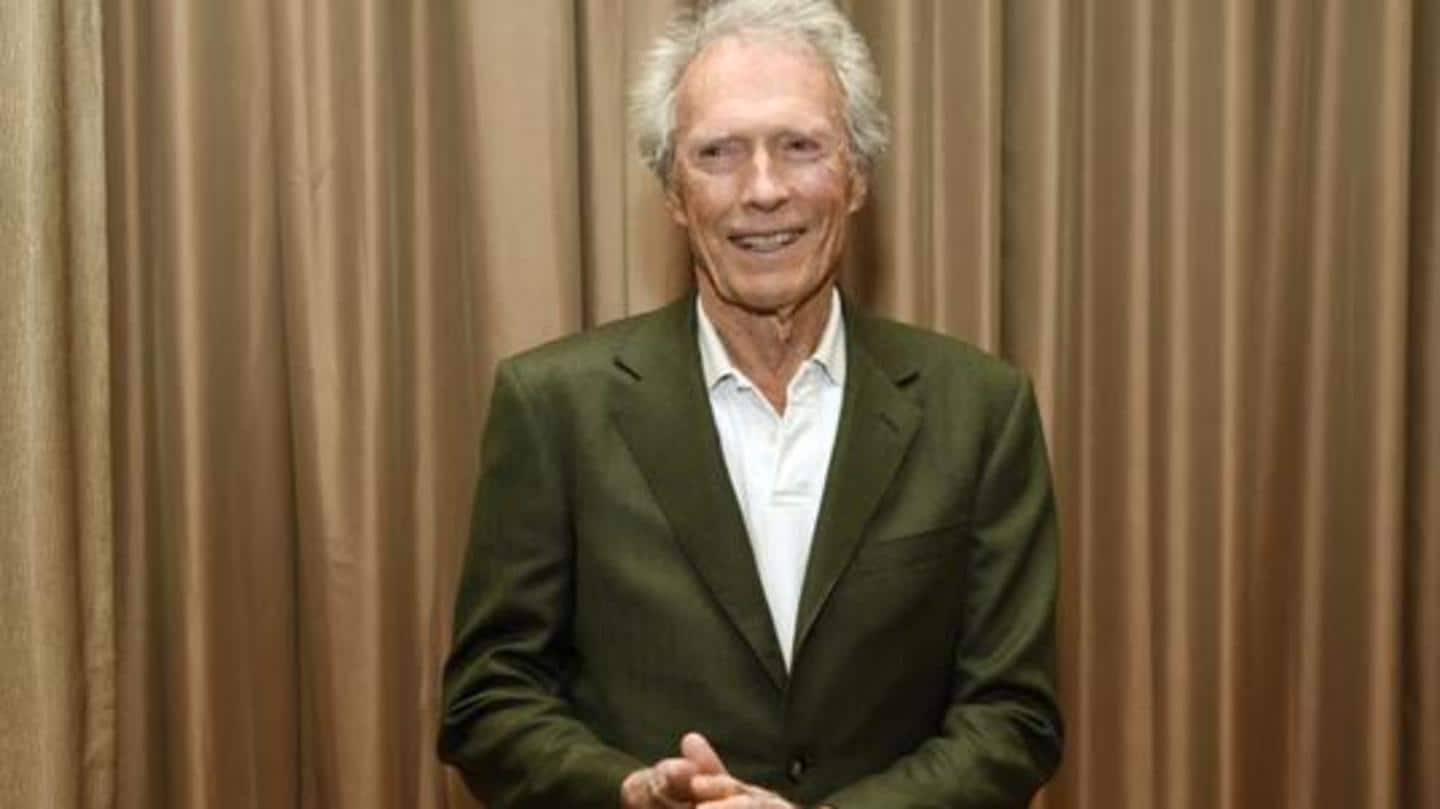 Eastwood is a Hollywood icon