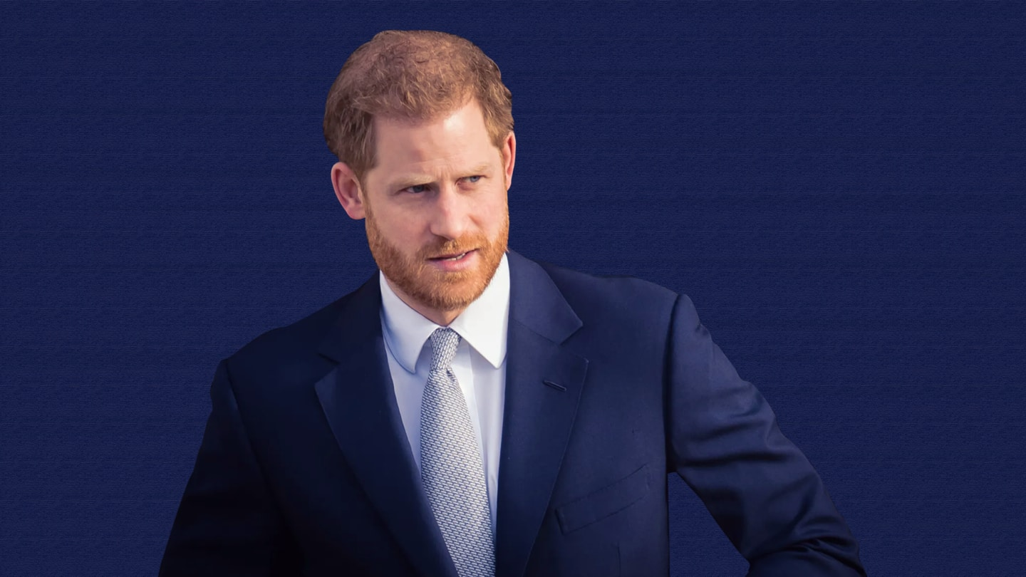 Prince Harry says his father has 'stopped taking my calls'