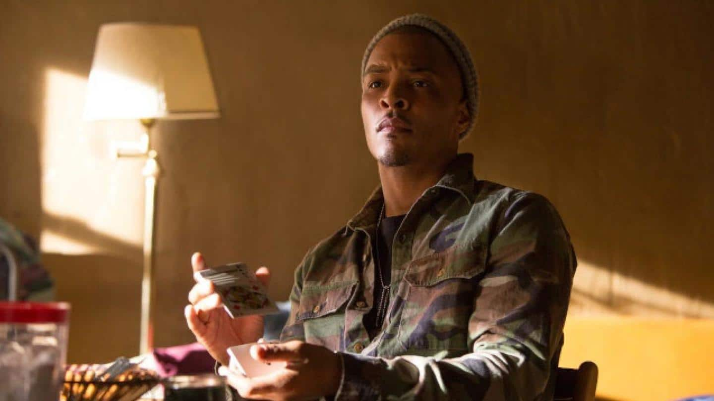 T.I. played the role of Dave in earlier movies