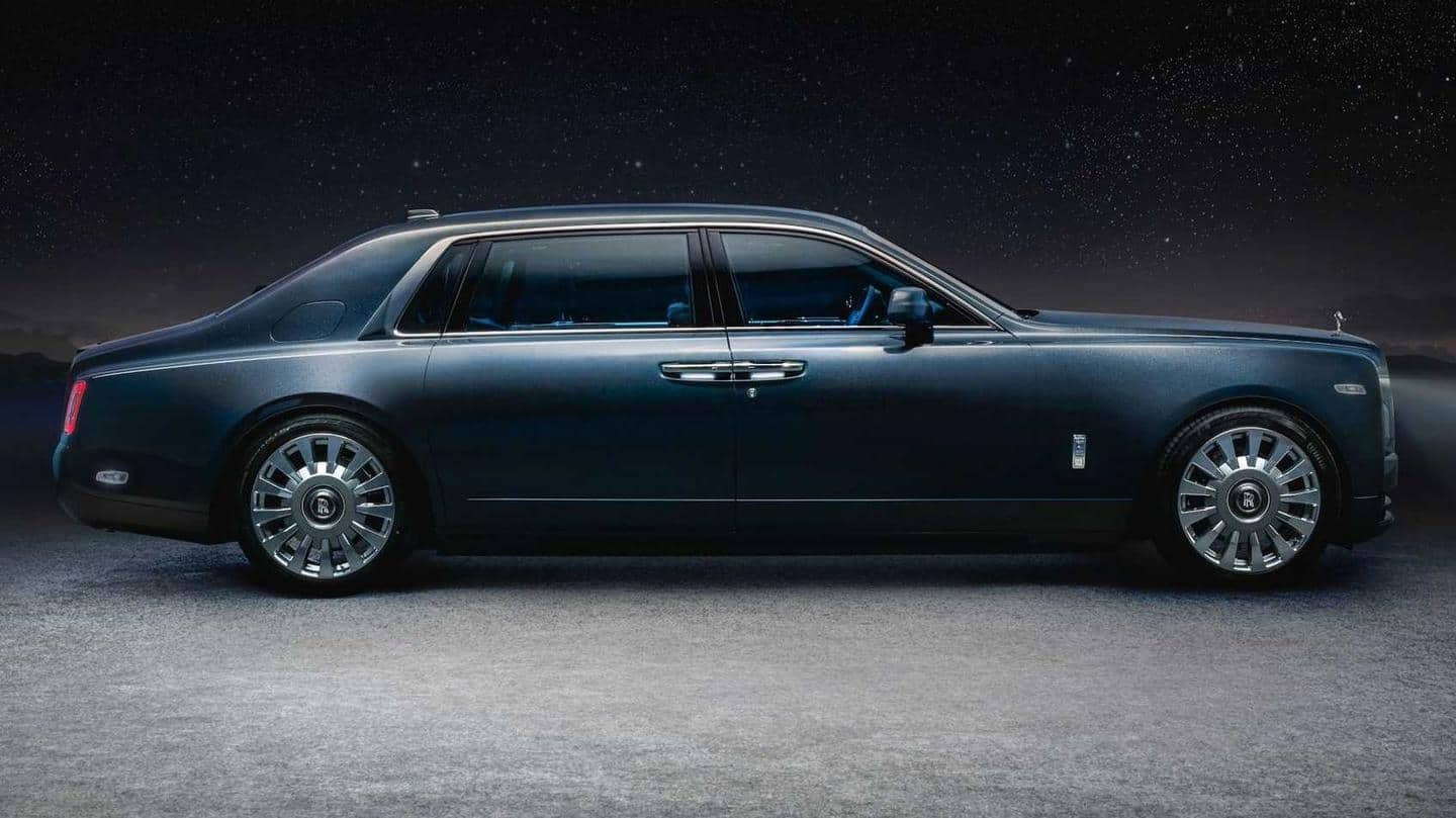 Rolls-Royce Phantom Tempus Collection: Pricing and availability