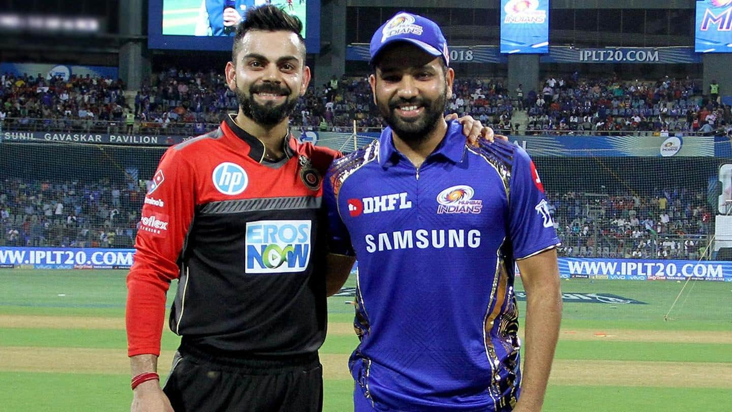 IPL 2021, MI vs RCB: Here is the statistical preview