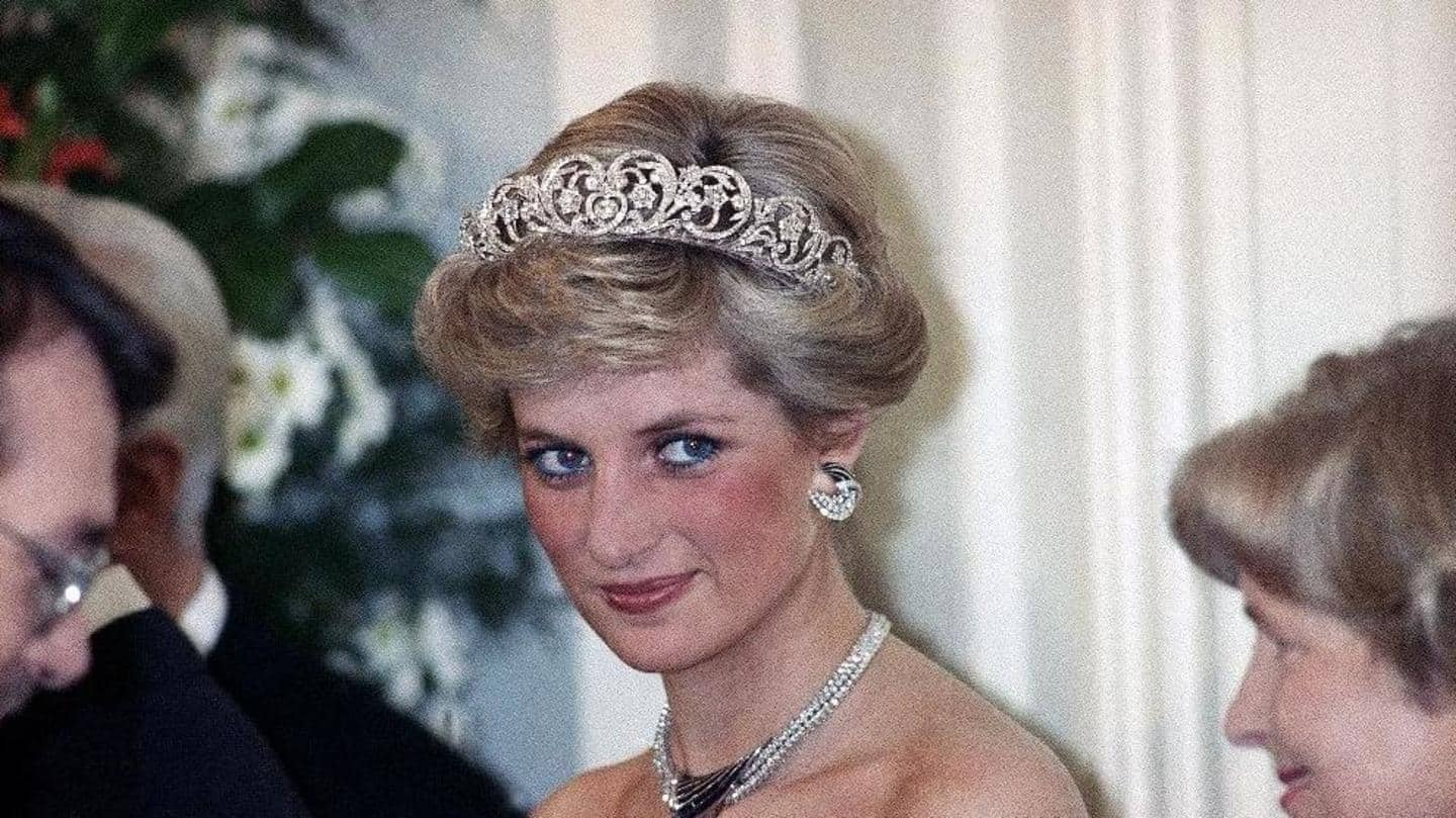 UK police won't probe journalist over 1995 Diana interview