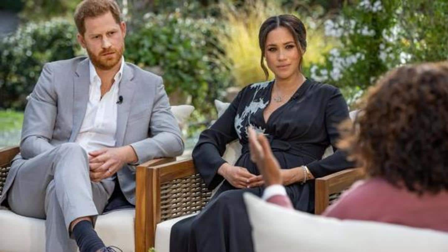 Royals have cut Sussexes financially too, said the Prince