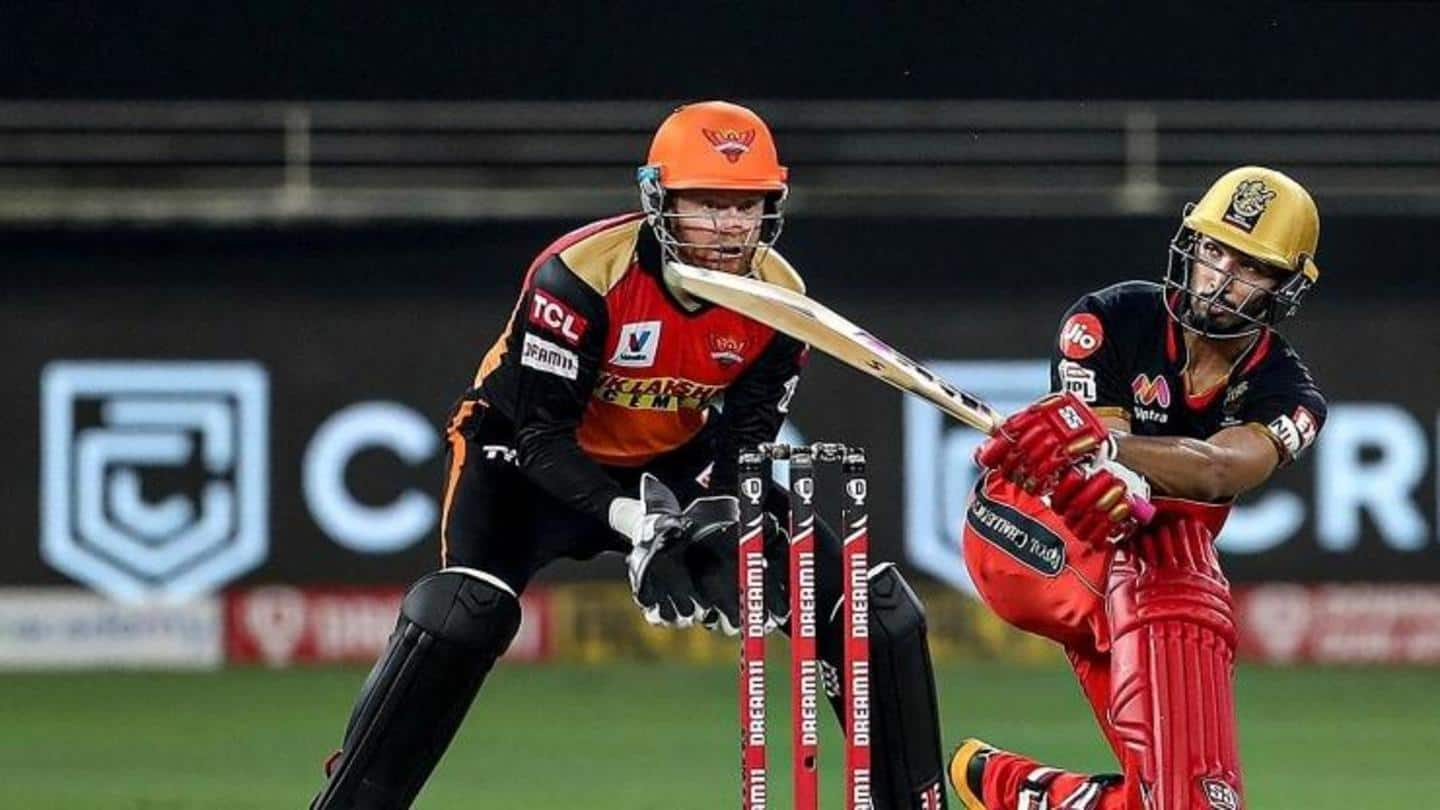 IPL 2021: Devdutt Padikkal returns for RCB against SRH