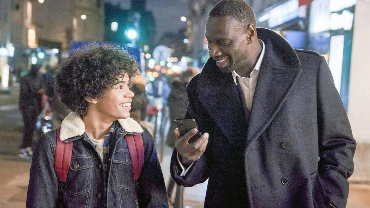Diop's son has been kidnapped, he is desperate for revenge