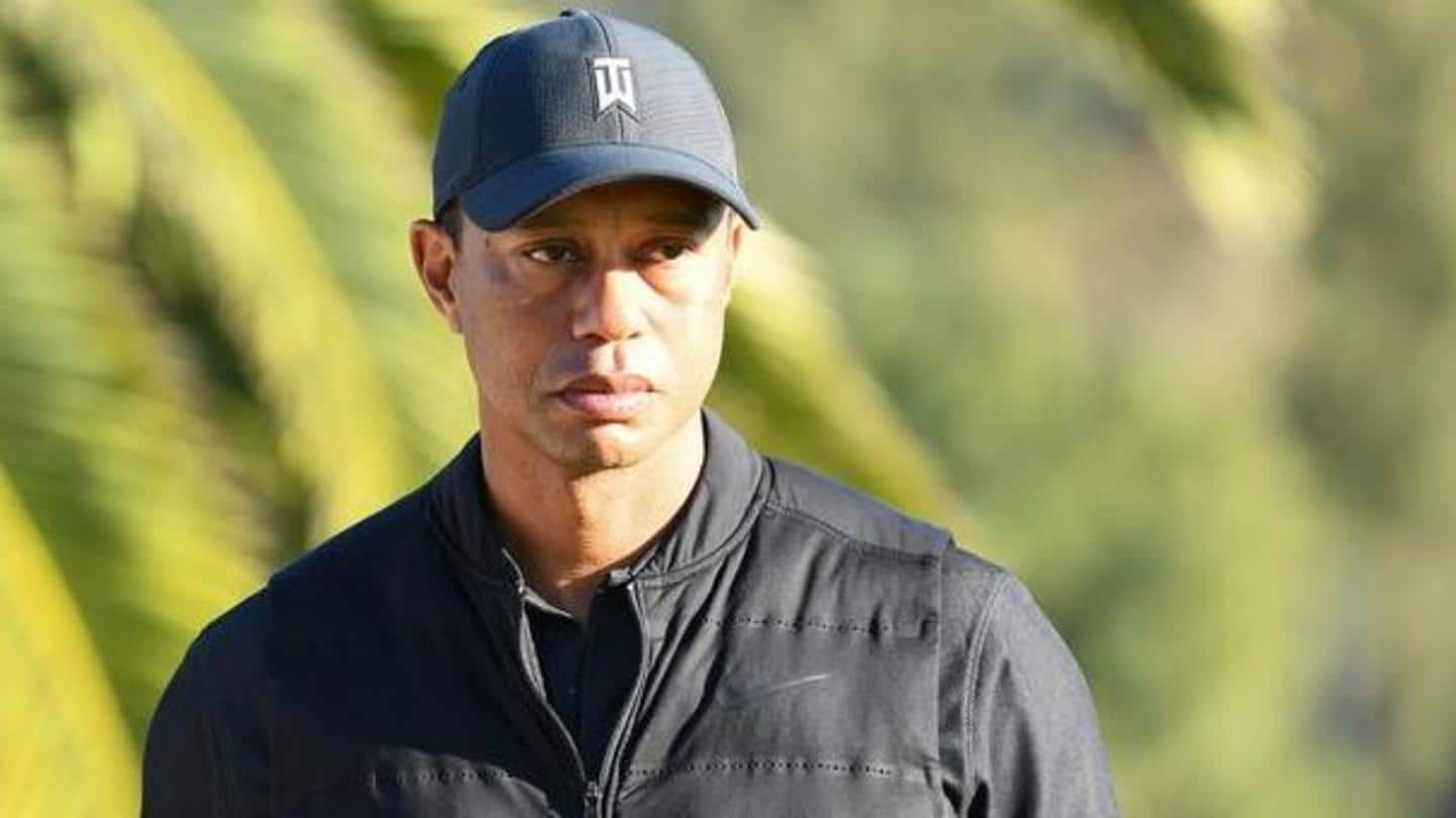 Presenting the major records held by golf legend Tiger Woods