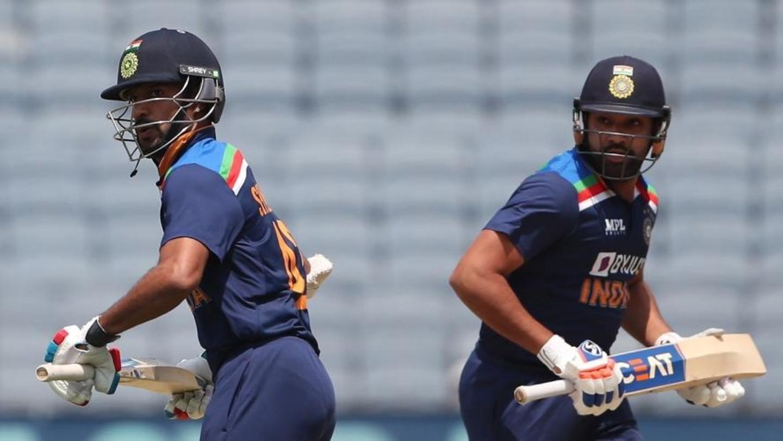 Shikhar Dhawan, Rohit Sharma complete 5,000 ODI runs as pair
