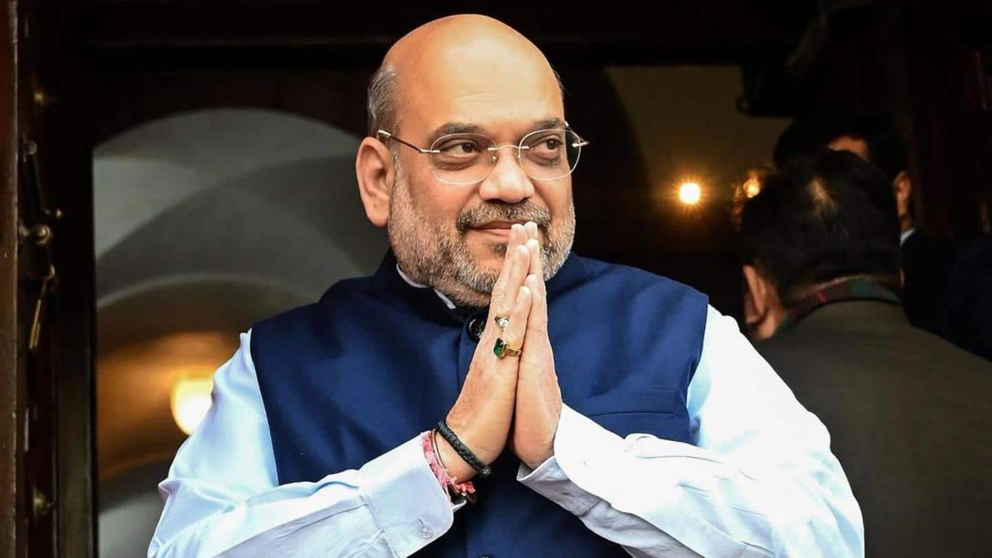 Amit Shah hits streets, campaigns for BJP candidates in Kerala