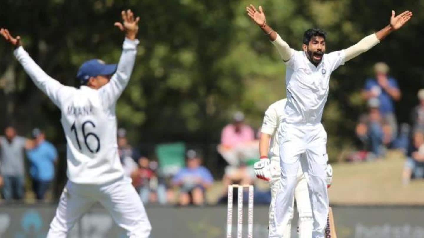 WTC final: Test numbers of Jasprit Bumrah and Kyle Jamieson