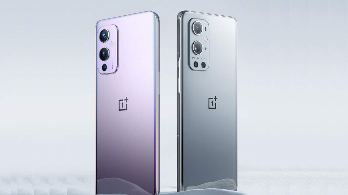 OnePlus 9 series to feature 1-120Hz adaptive screen refresh rate