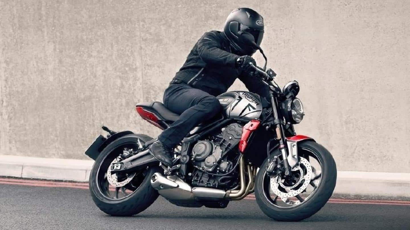 India-bound Triumph Trident 660 motorbike goes official in Malaysia