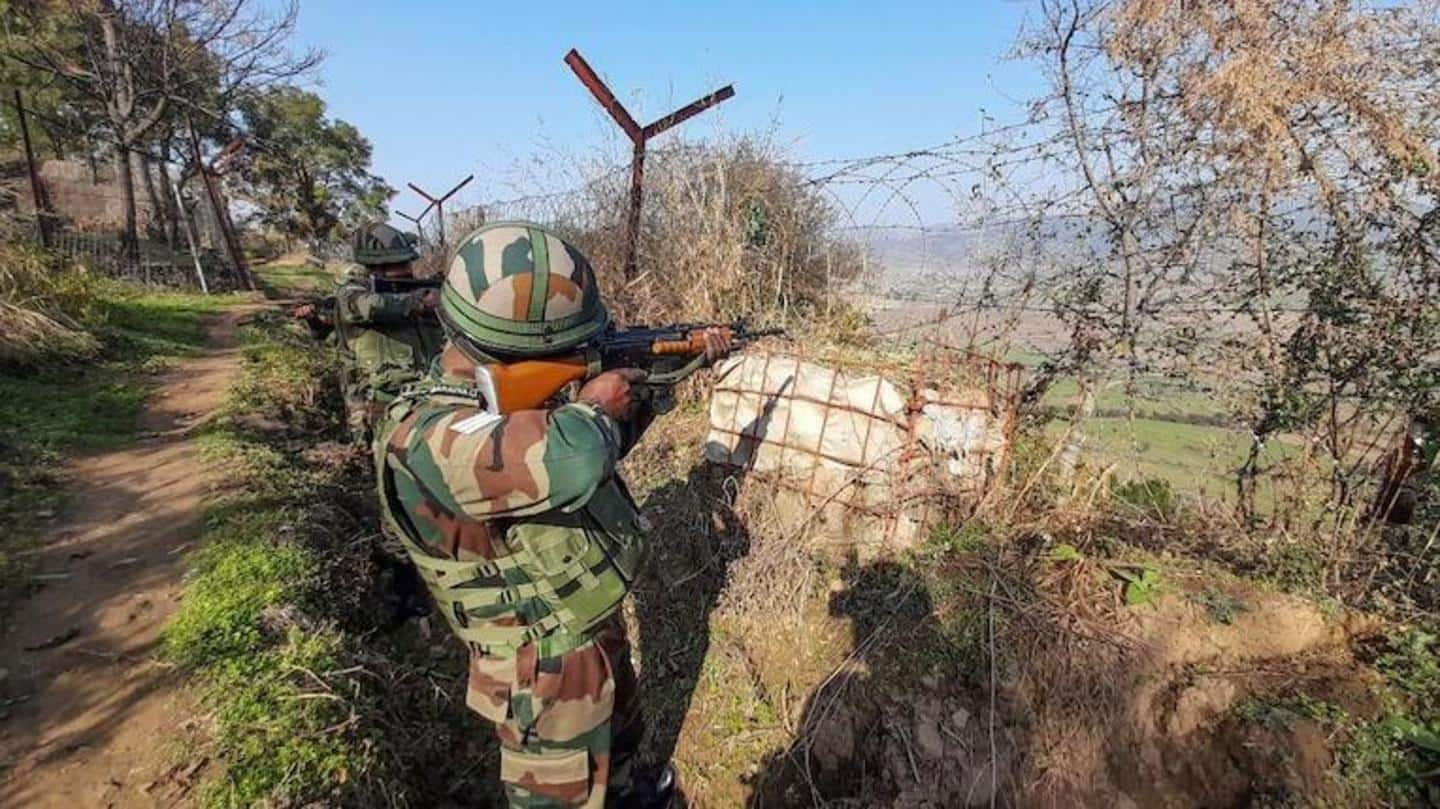India and Pakistan agree to cease firing along LoC
