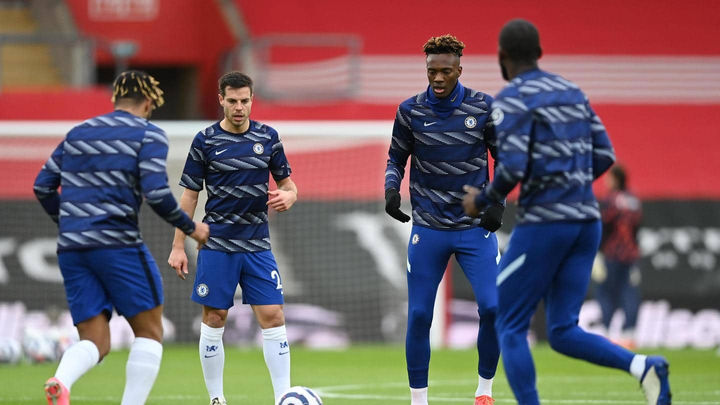 West Ham and Chelsea could push for top four finishes