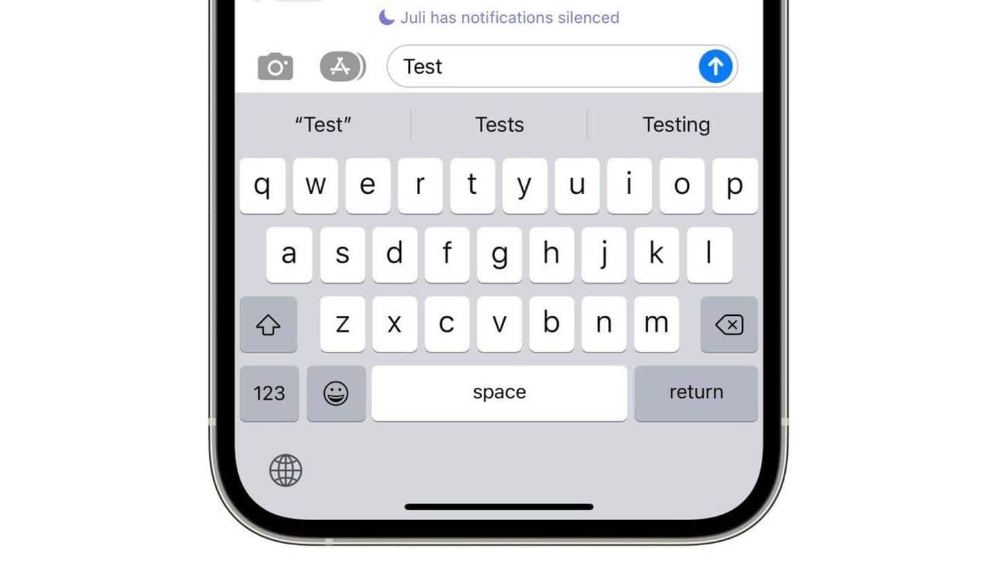 Time-sensitive notifications can be allowed through enabled Focus mode setting