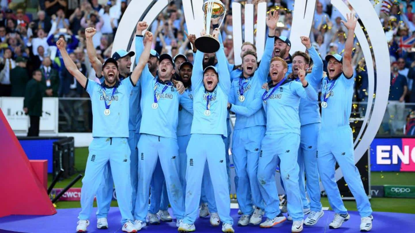 Eight ICC events to take place between 2023 and 2031