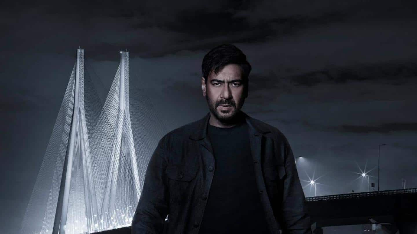 Ajay Devgn to make digital debut with crime series 'Rudra'