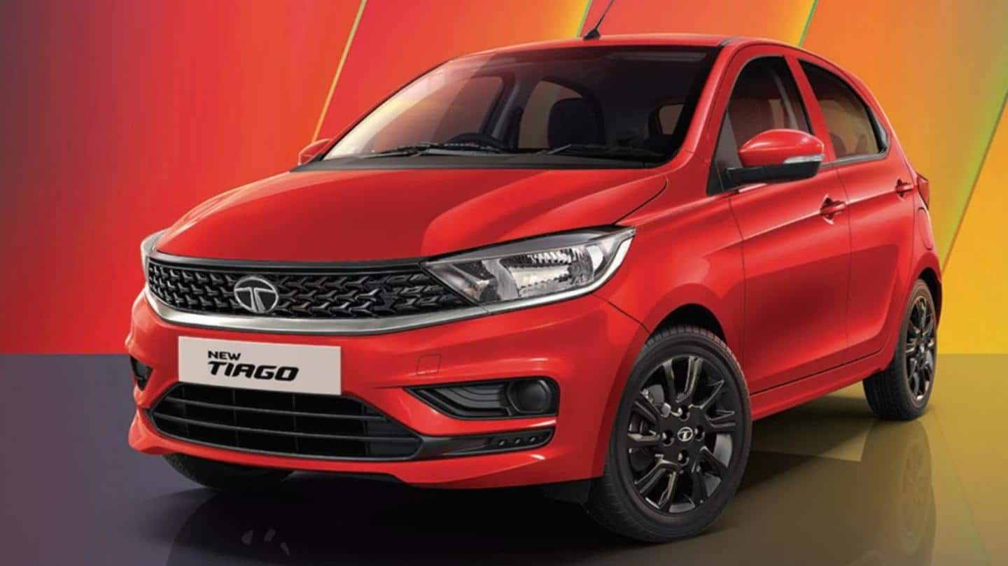 Tata Tiago Limited Edition hatchback makes way to dealerships