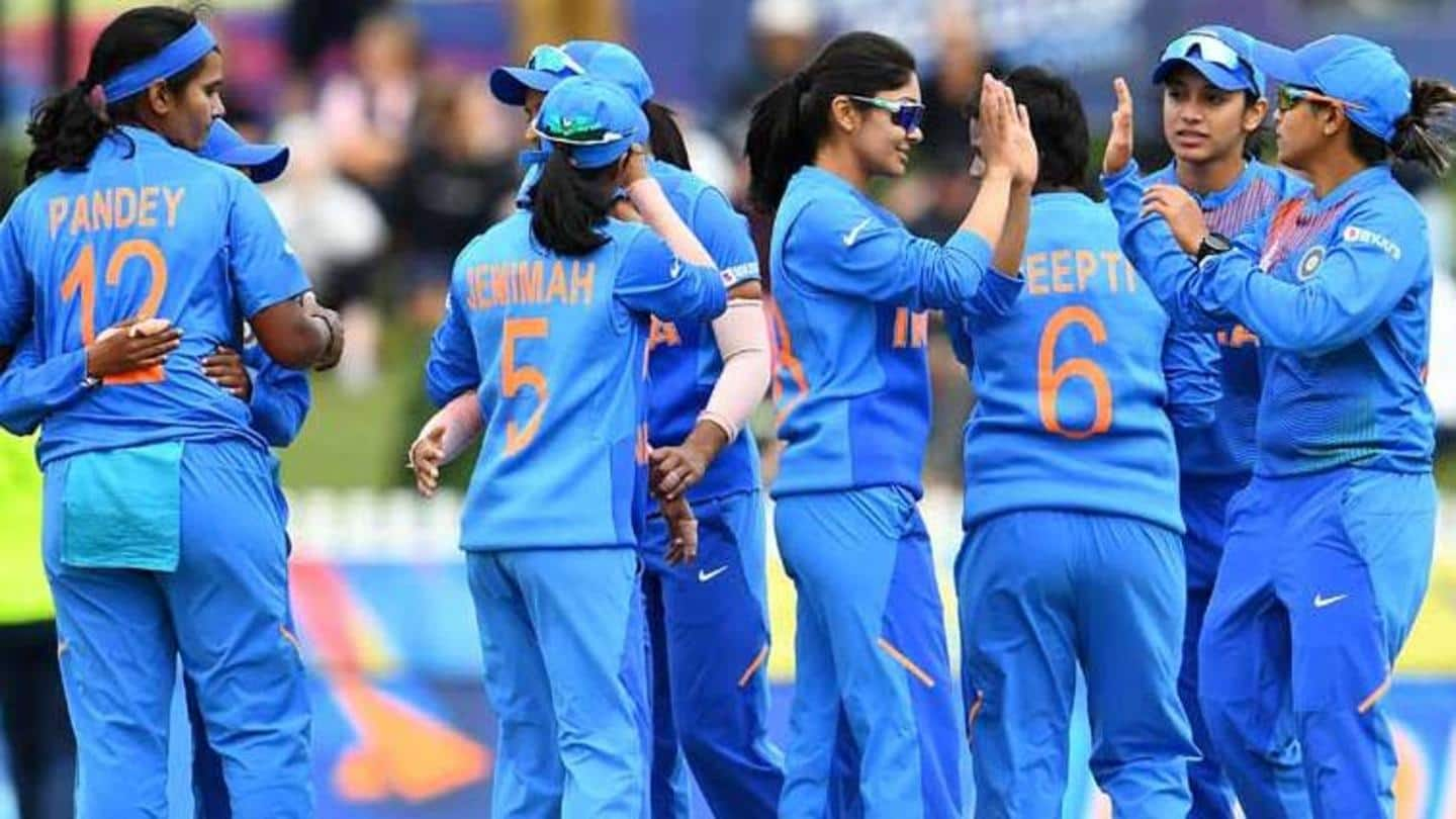 IND W vs SA W: A look at the schedule