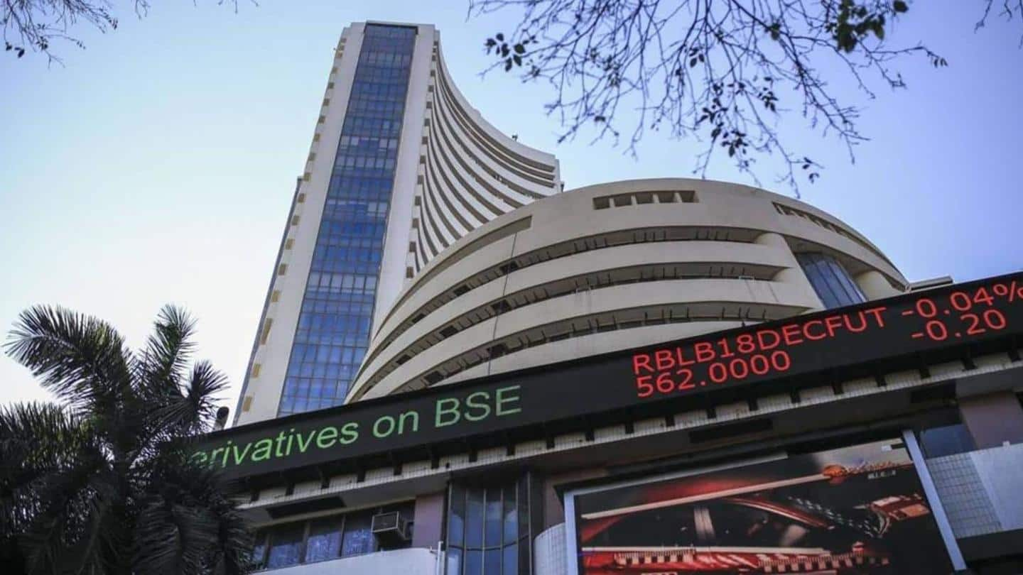 Sensex ends 1,939 points lower; NIFTY below 14,600