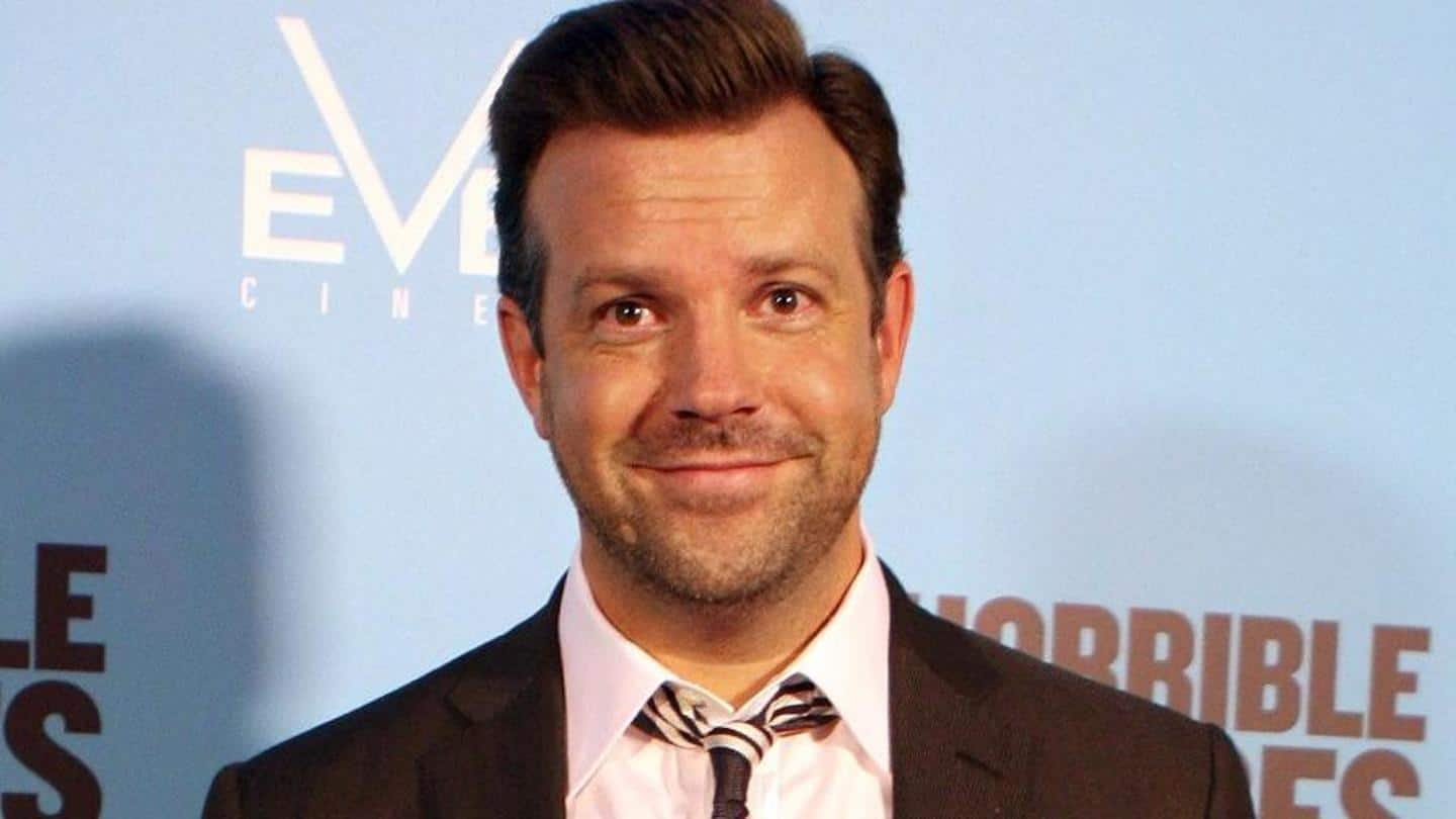 Sudeikis sharpened his comedic chops on 'Saturday Night Live'